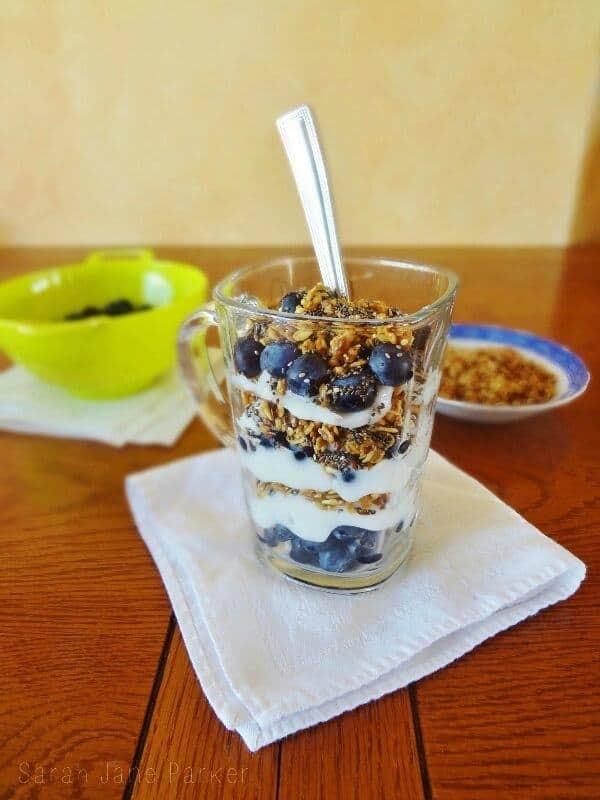 Gluten-Free Breakfast Parfait