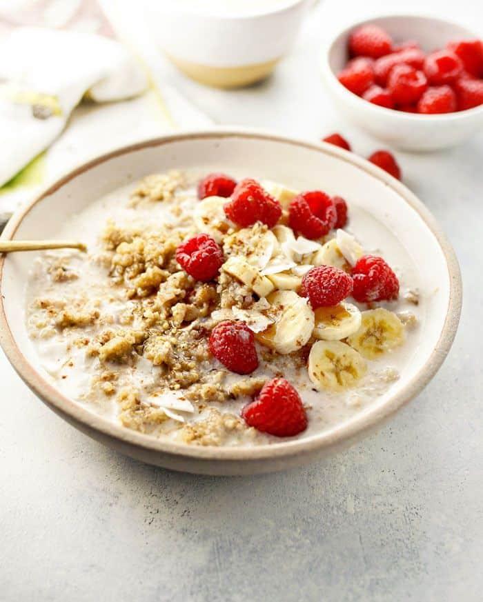Instant Healthy Quinoa Breakfast