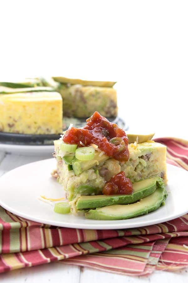 Broccoli Casserole for Keto Diet