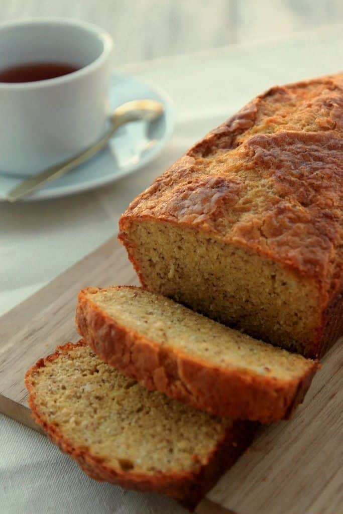 Grain-Free Coconut Almond Bread