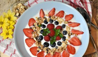 Strawberry Breakfast Recipes