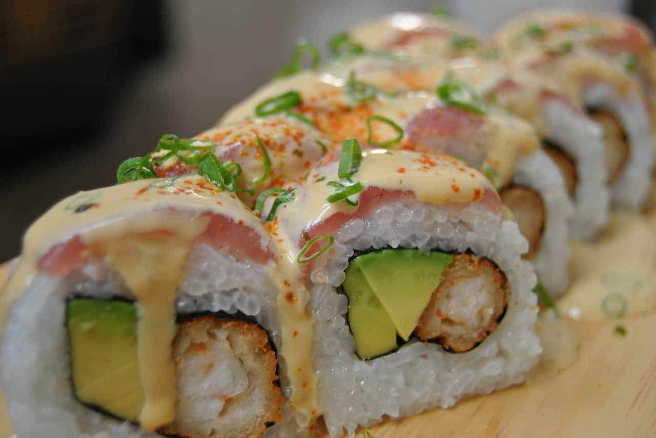11 Types Of Sushi That You Need To Try Tea Breakfast