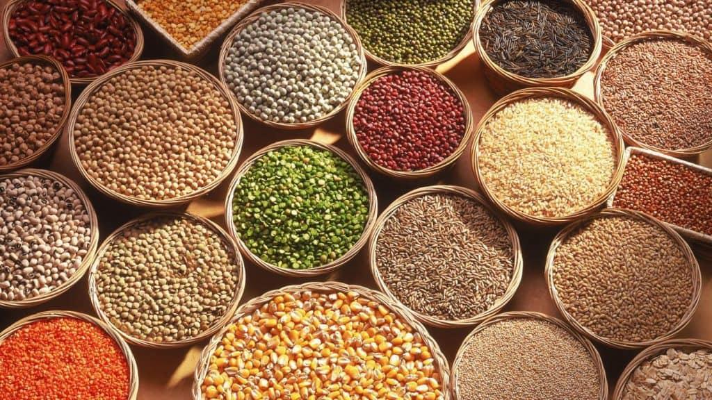Types of True Grains