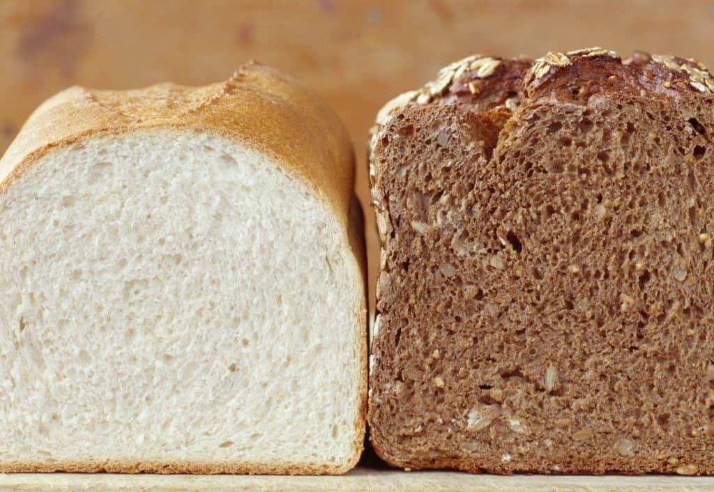 Refined Grains VS Whole Grains