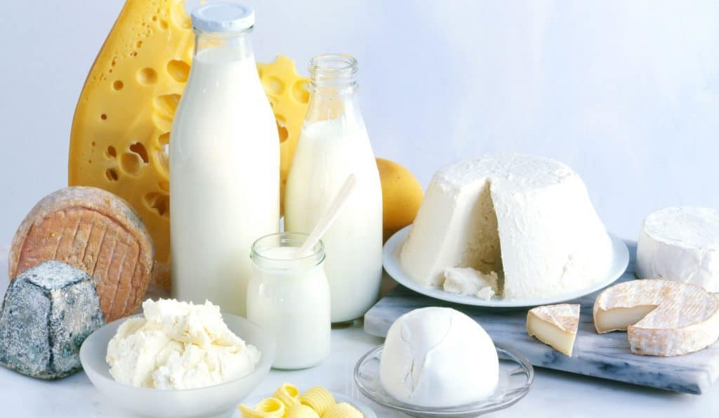 Low-fat Milk