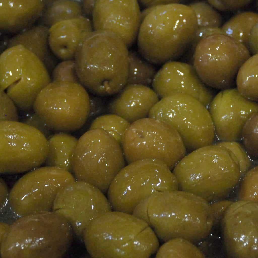 Agrinion Olives