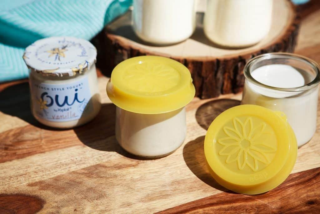 European style yogurt