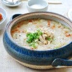 Dakjuk (Korean Chicken Porridge)