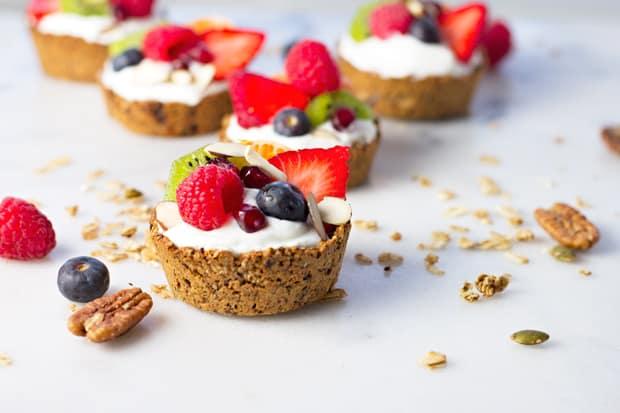 Fruit & Nut Breakfast Cups