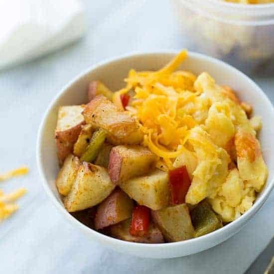 Breakfast Potato Bowls
