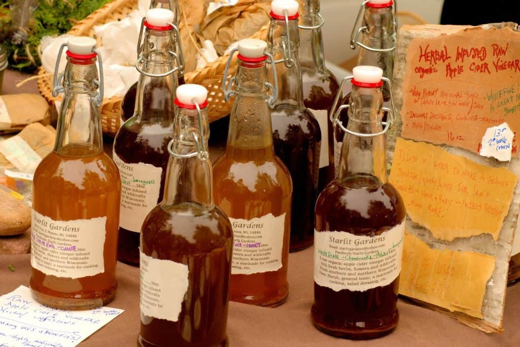 Popular Types of Vinegar