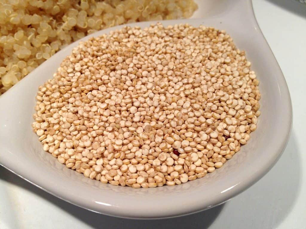 "Types of ""Fake"" Grains"