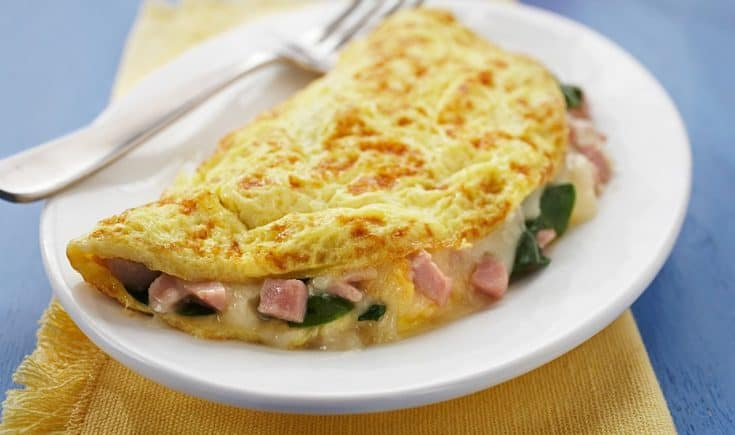 French Omelette Recipe