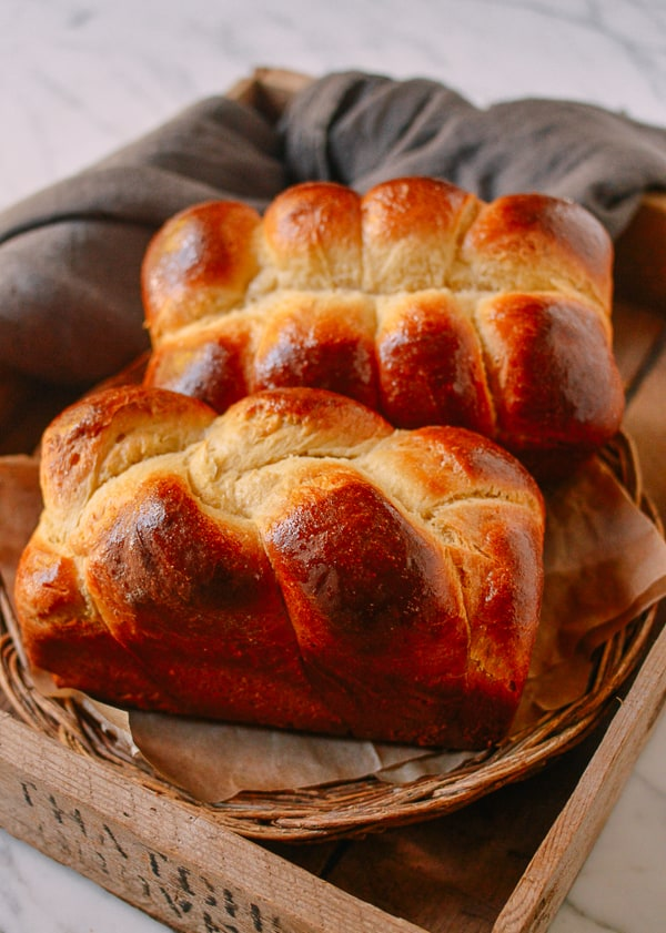 Homemade Brioche Recipe