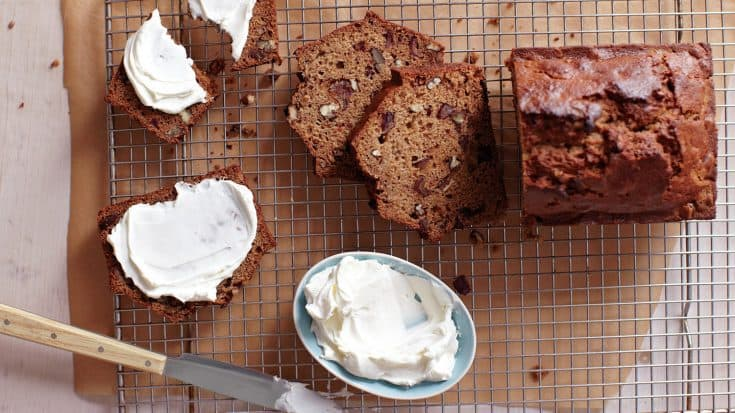 Whole-Wheat Date Nut Bread
