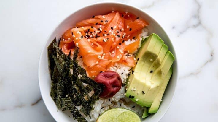 Japanese Breakfast Bowl