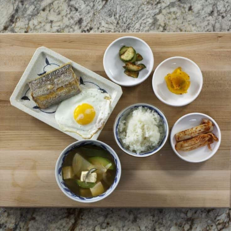 Traditional Korean Breakfast Recipe