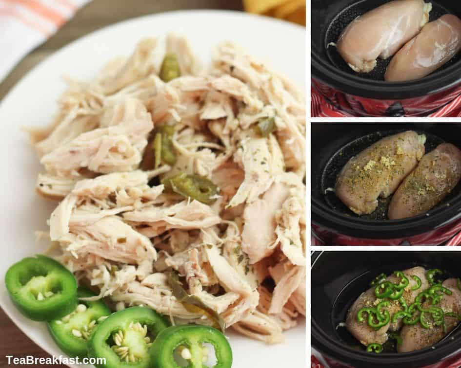 How to Make Slow Cooker Jalapeno Lime Chicken