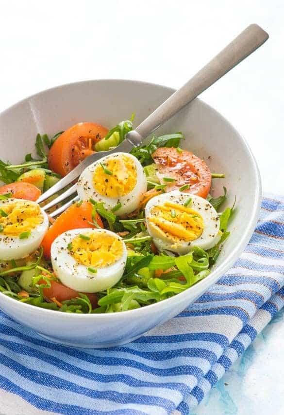 Basic Egg Salad Paleo