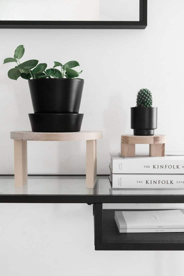 20 Diy Plant Stand Ideas For Your Limited Space Tea Breakfast