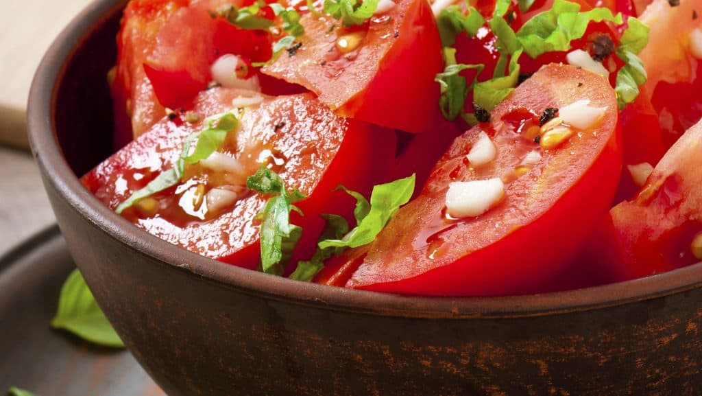 Types of Salad Tomatoes