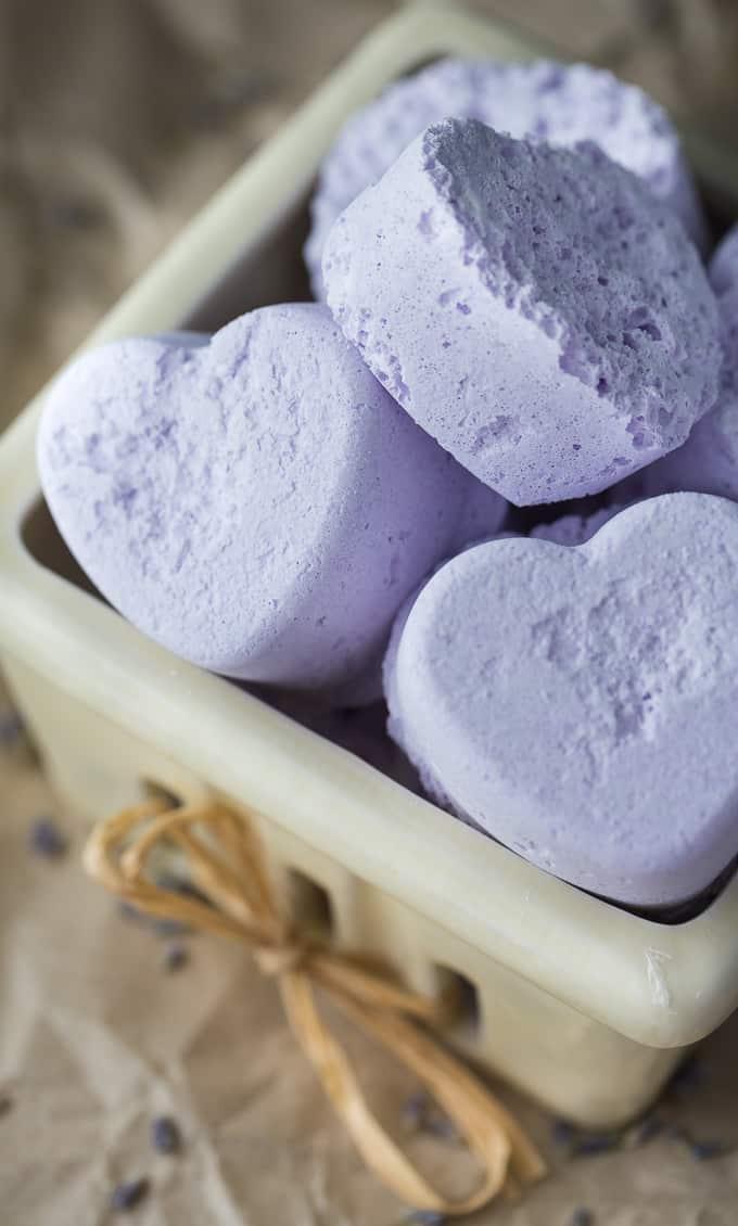 Beautiful Lavender Melts