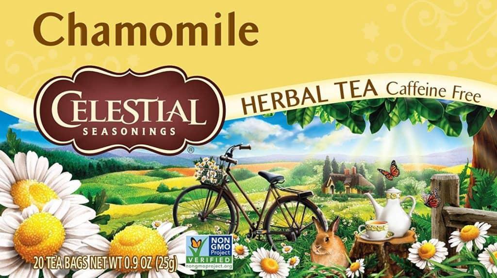 Chamomile Celestial Seasonings