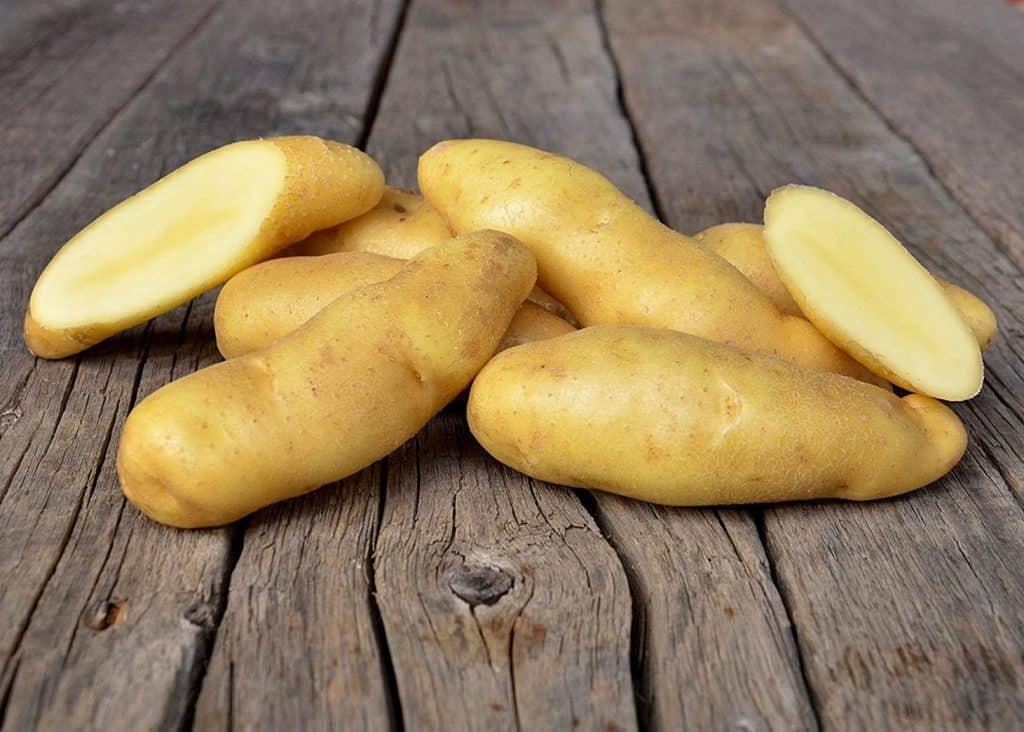 Austrian Crescent Potatoes