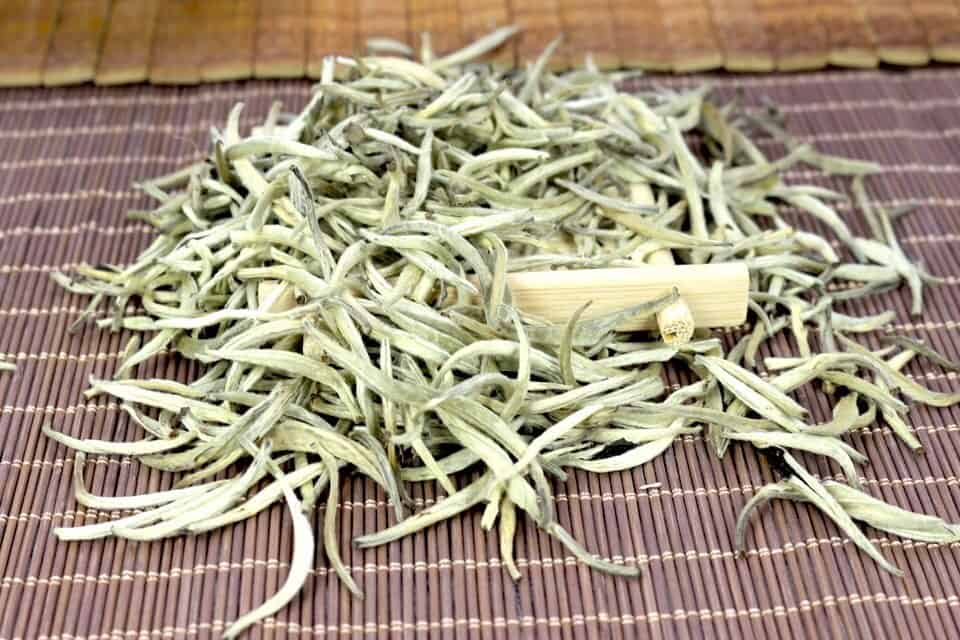 Bai Hao Yinzhen white tea