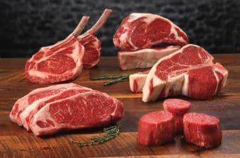 types of steak