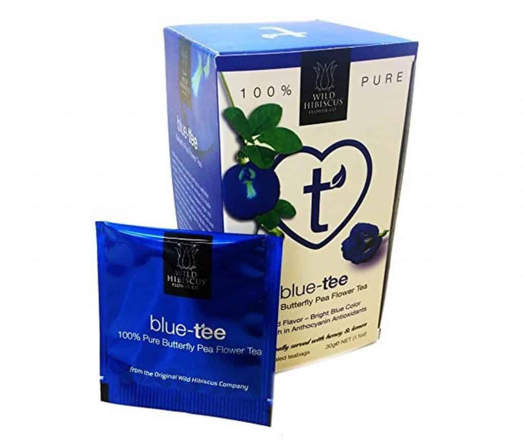 Blue Tee Pure Butterfly Pea Flower Tea