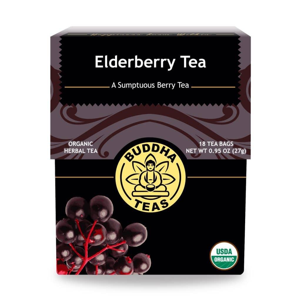 Buddha Teas Elderberry Tea