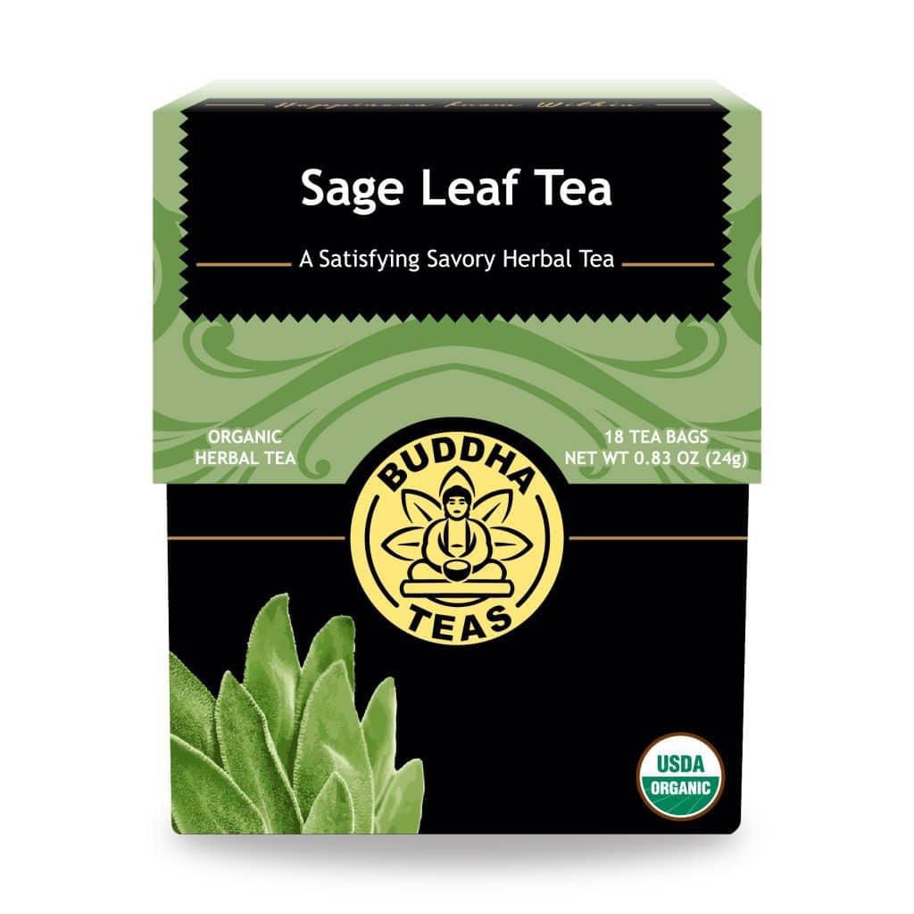 Buddha Teas Sage Leaf Infusion