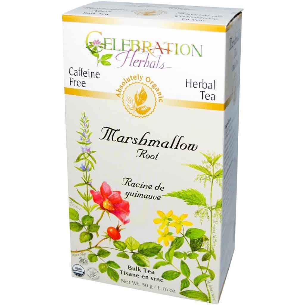 Celebration Herbals Organic Marshmallow Root Tea