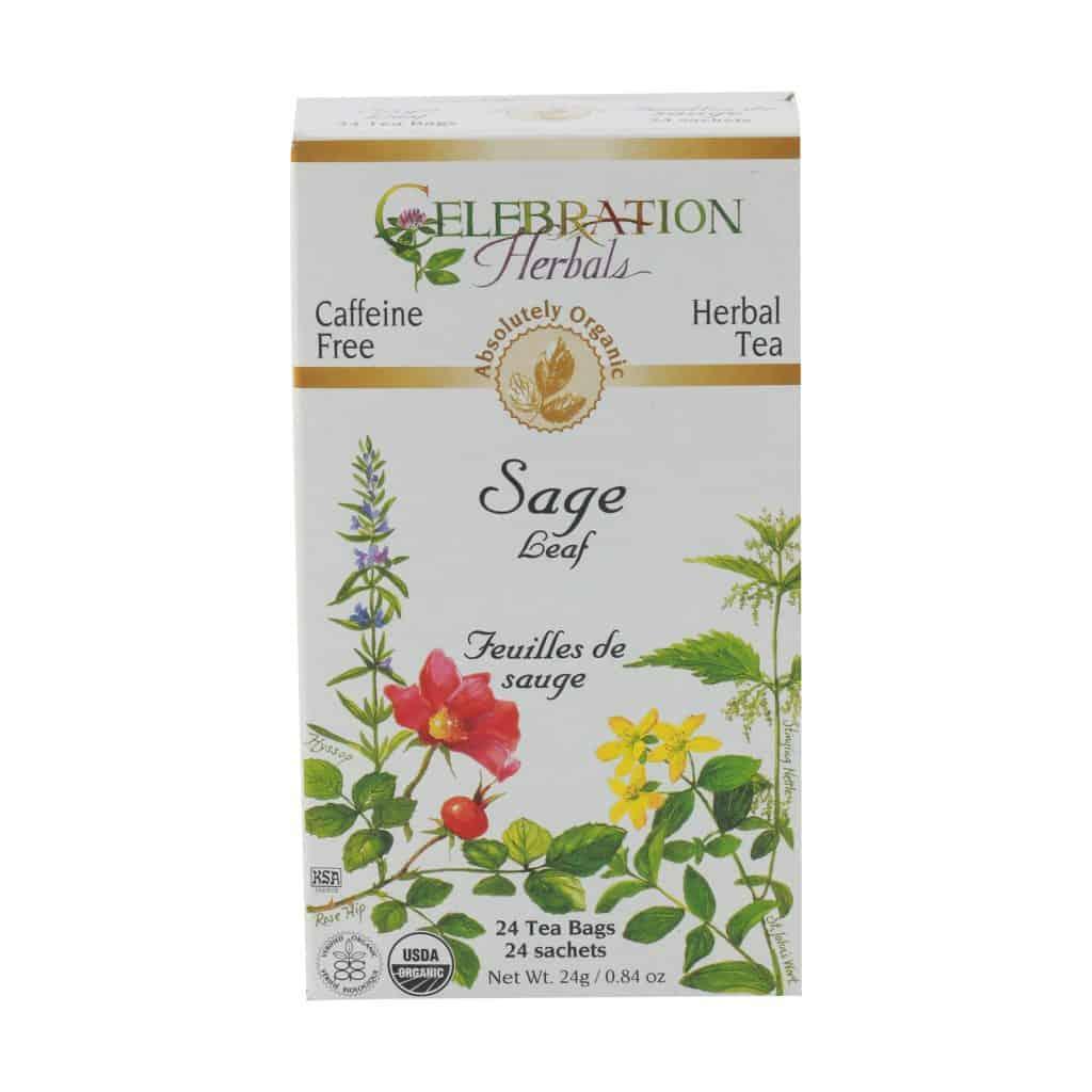 Celebration Herbals Sage Leaf