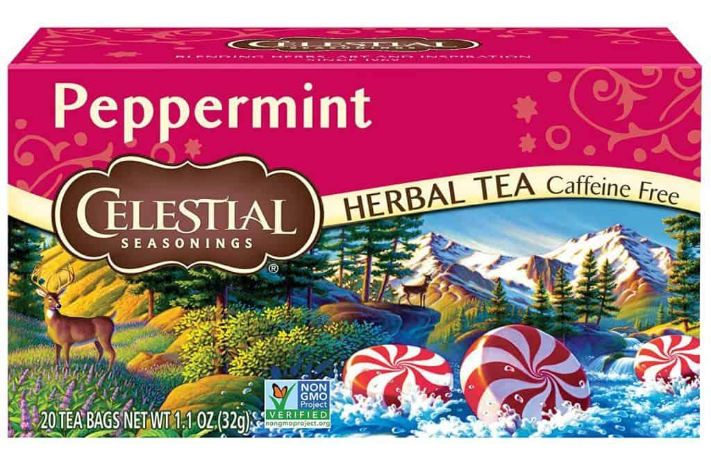 Celestial Seasonings Herbal Peppermint Tea