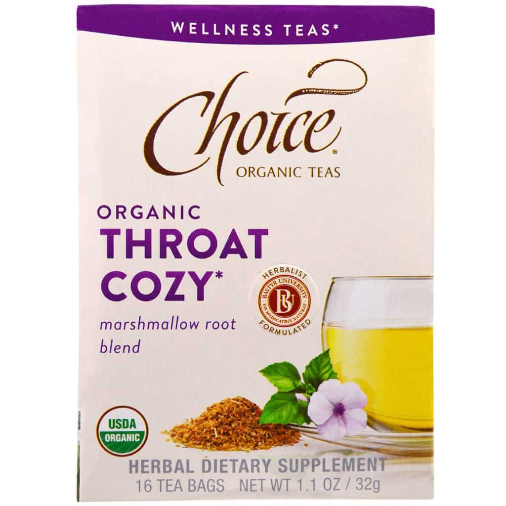 Choice Organic Throat Cozy