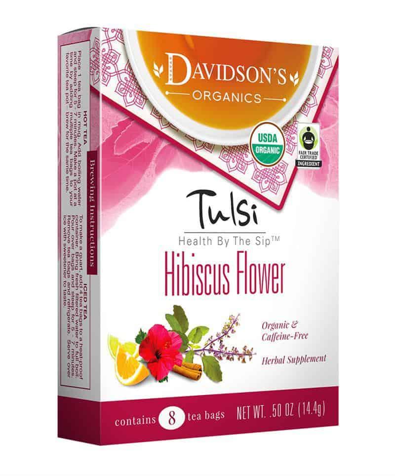 Davidson's Tea Hibiscus Flower
