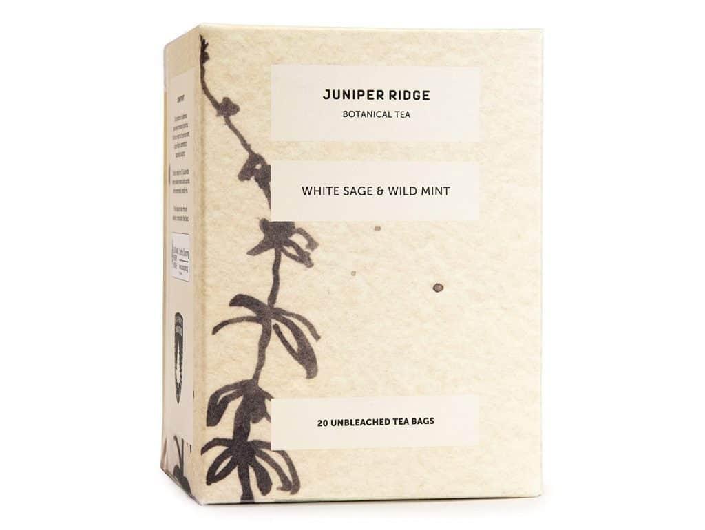 Juniper Ridge White Sage and White Mint Tea