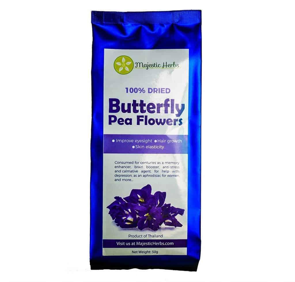 Majestic Herbs Butterfly Pea Flower