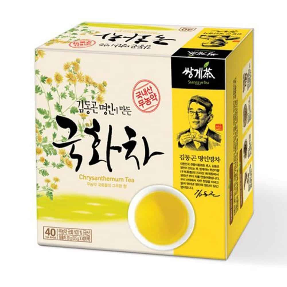 Moyishi Organic Chrysanthemum Tea