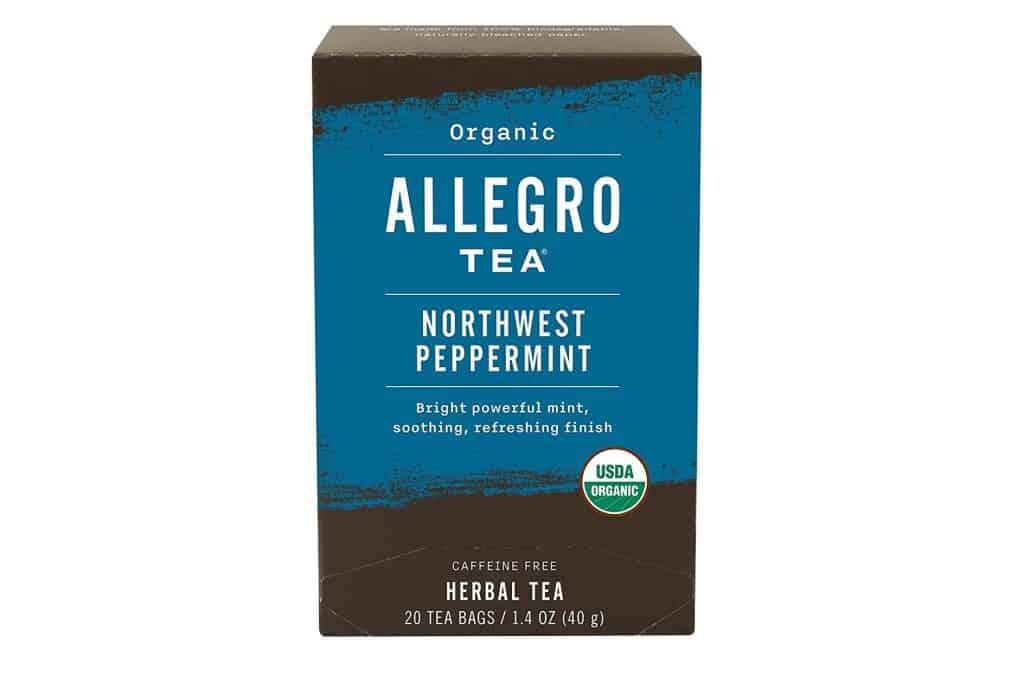 Organic Allegro Northwest Peppermint