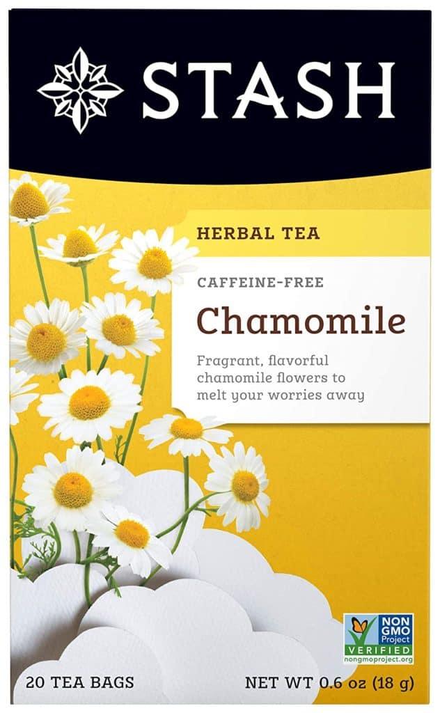 Stash Premium chamomile tea