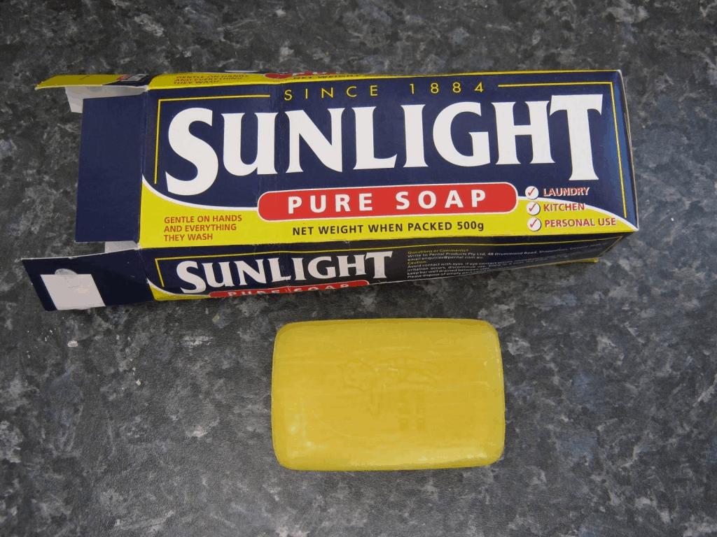 Sunlight Pure Soap