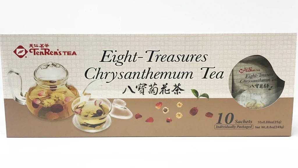 Ten Ren Eight Treasures