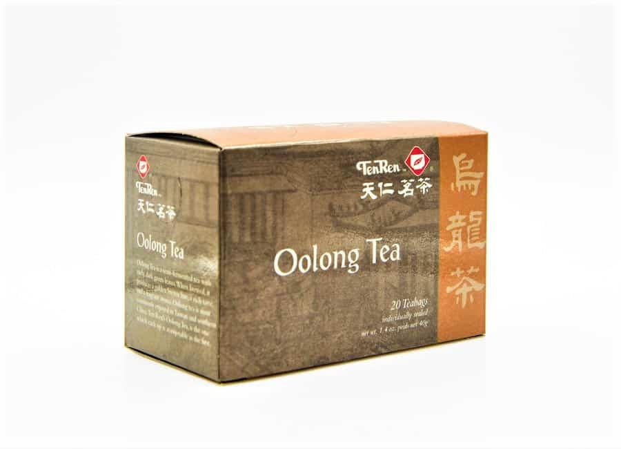 Ten Ren Oolong Tea