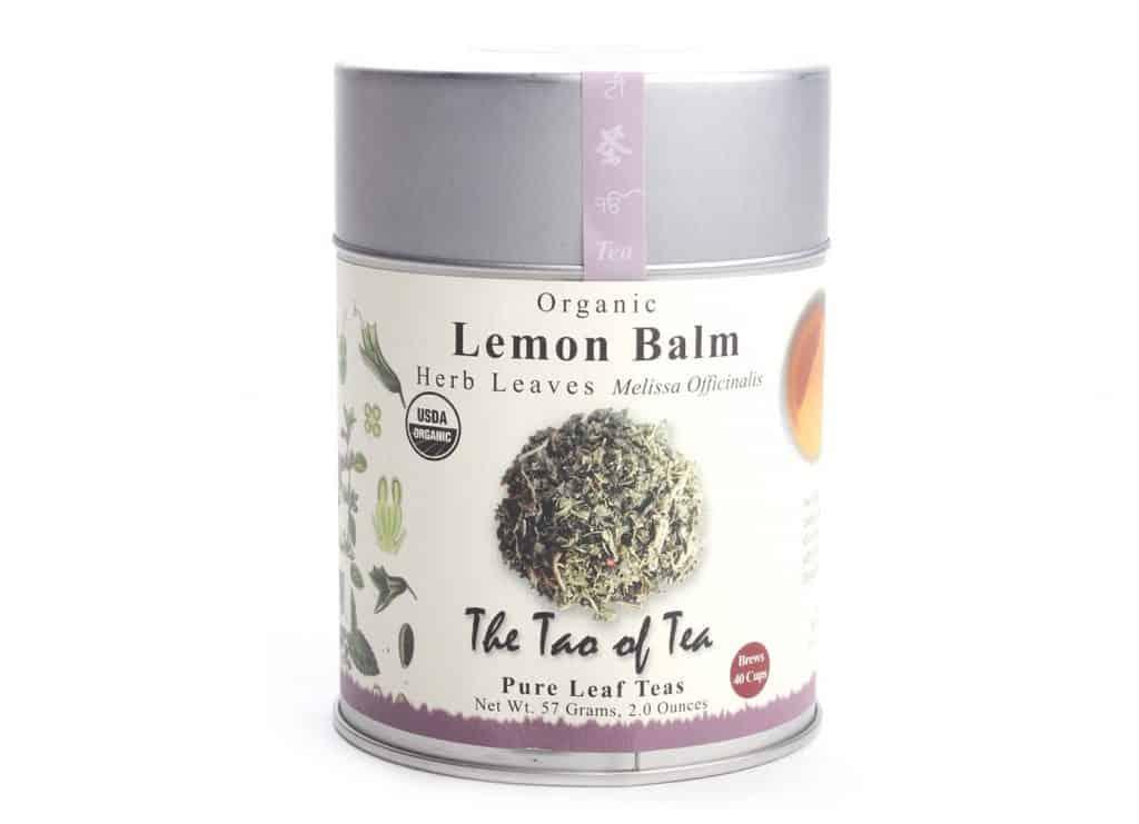 The Tao of Tea Lemon Balm
