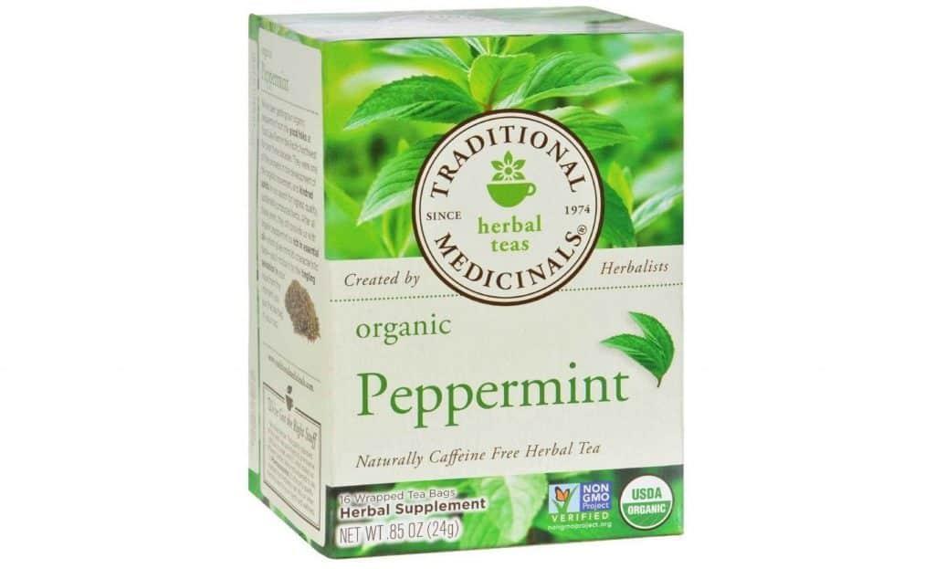 Traditional Medicinals Organic Peppermint