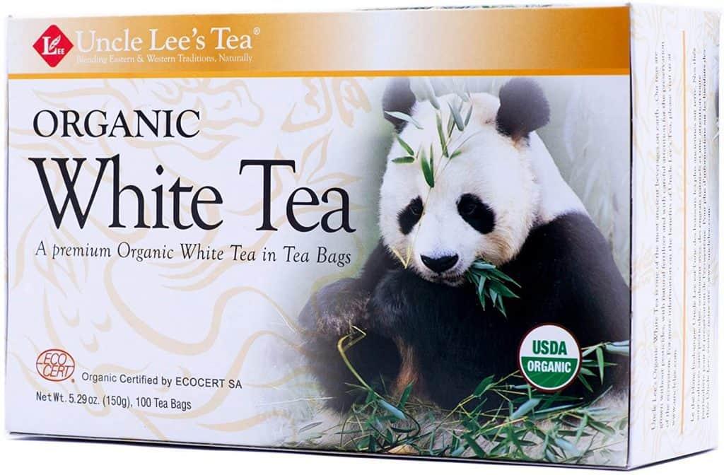 Uncle Lee's Organic White Tea
