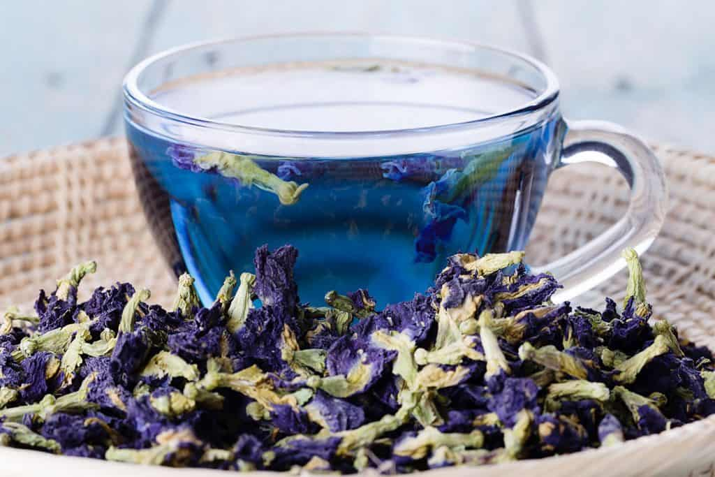 What is Butterfly Pea Flower Tea